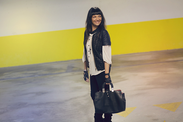 smilingschic, outfit , streestyle, rock style, sorriso,