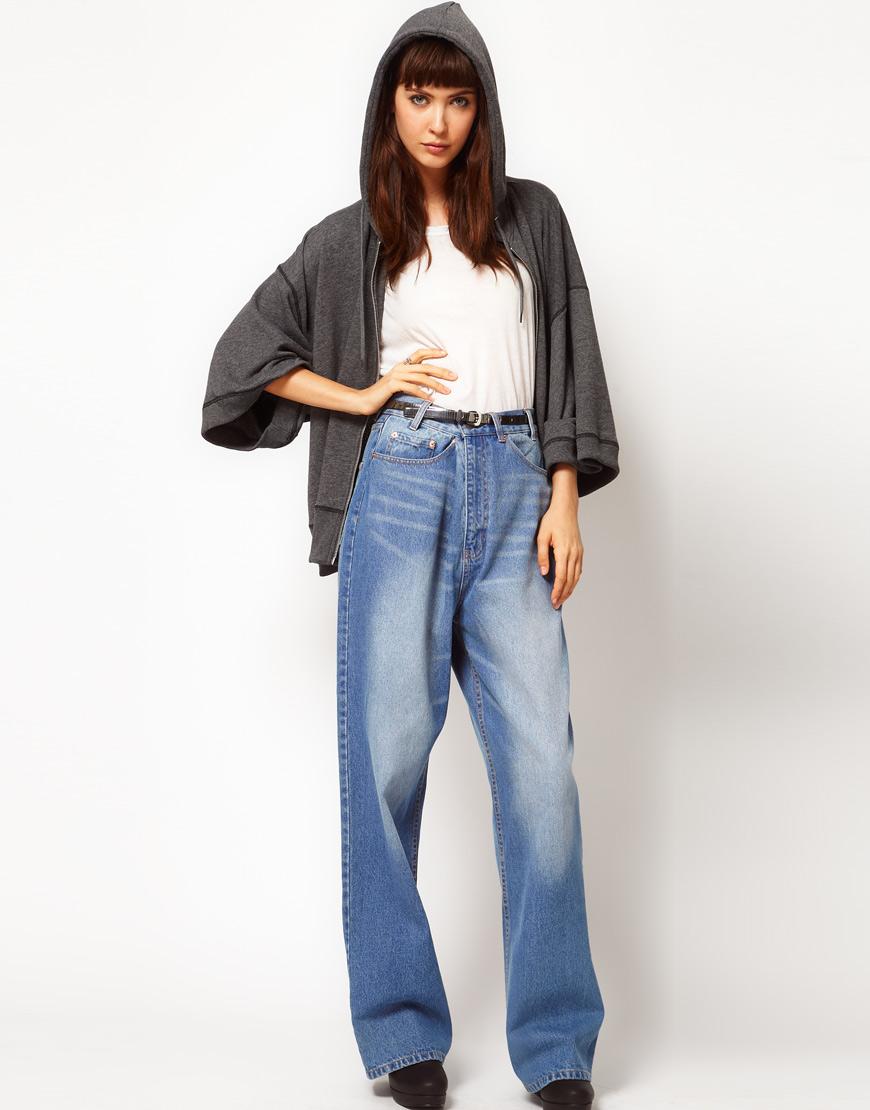 Cheap Monday, Mega, jeans anni 90 Asos