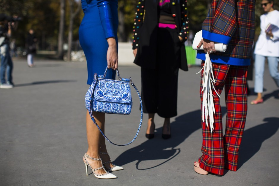 Paris Fashion week Sandra Bacci