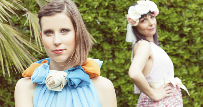 Shooting for Trés Jolie| Unconventional Wedding dresses for Unconventional Women #2