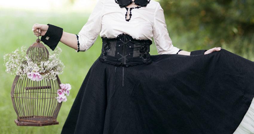 Shooting for Trés Jolie| Unconventional Wedding dresses for Unconventional Women #3