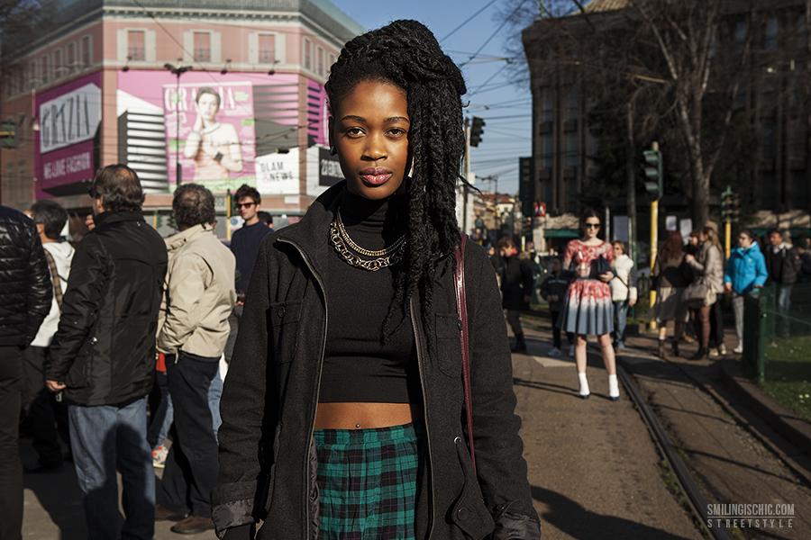 Smilingischic | Portrait | Streetstyle
