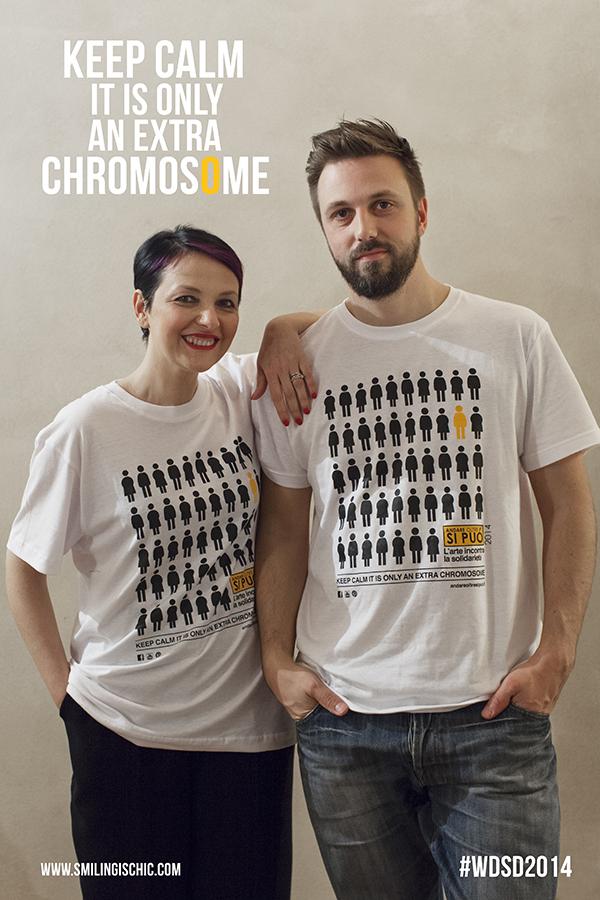 Smilingischic, fashion blog, World Down Syndrome Day, Andare Oltre si può,