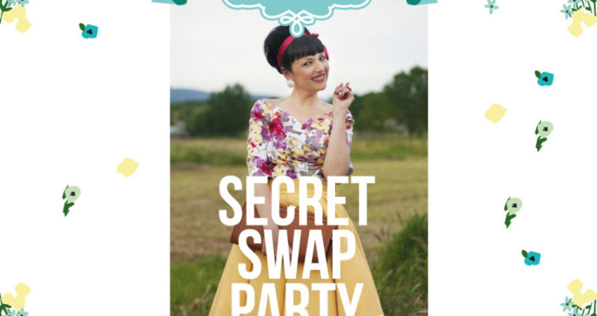Swap Party| At Secret Garden