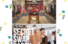 Secret Garden Swap Party | Reportage