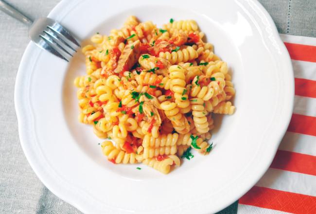 Smilingischic, Smiling in the kitchen , ricetta di Silvia Dall'Aglio, DAP, sgombro
