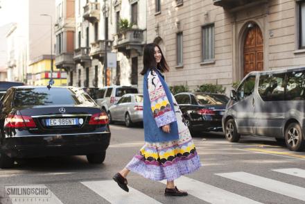 Streetstyle | Smilingischic | Viale Umbria