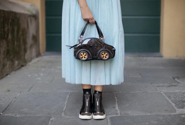 smilingischic, la vera me, gonna di tulle, CaRina bag, braccialini , dettagli Marc by Marc Jacobs