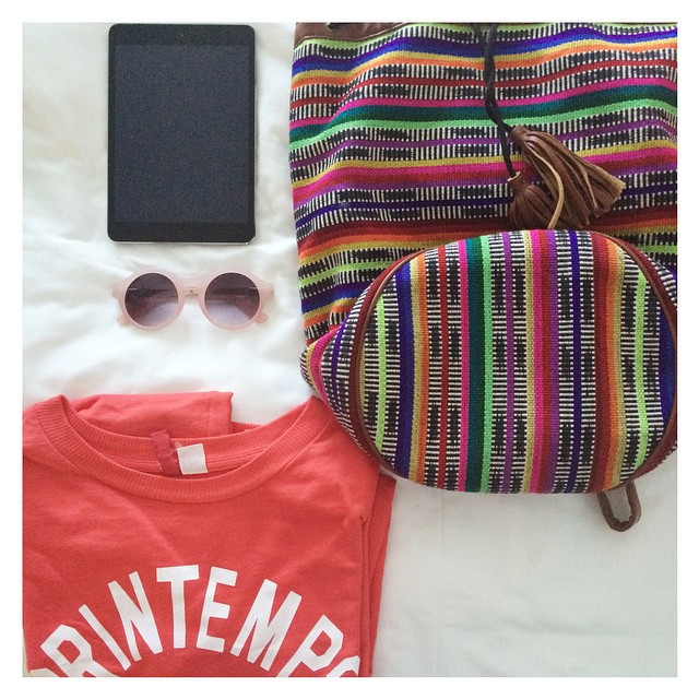 Pronti... Via!  To the beach ?? #miami #southbeach #style #instadaily #honeymoon #sandragiorgiowedding