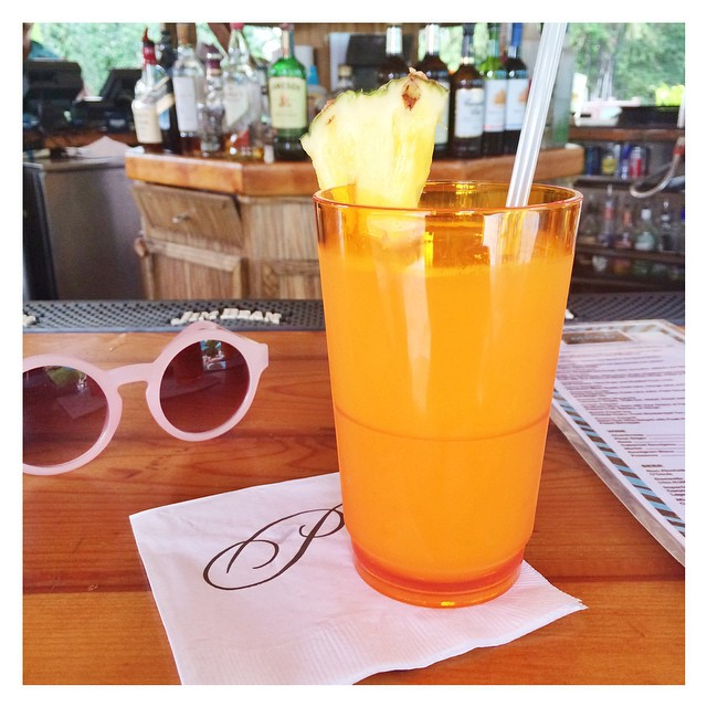 One more ??? #relax #drink #beach #thepalmas #miami  #honeymoon  #happy  #me #sandragiorgiowedding