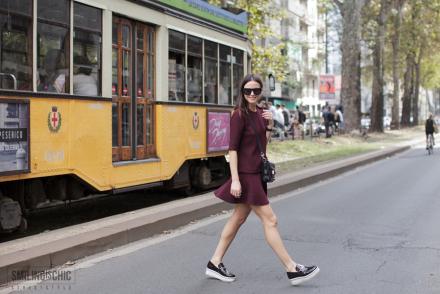 Streetstyle   Milano Viale Piave