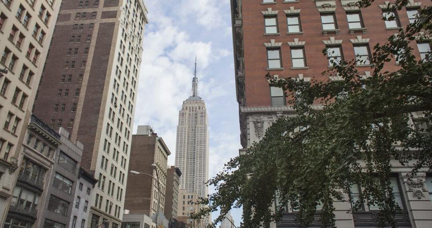 New York|Day #1| Uno sguardo al cielo