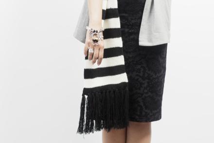 Smilingischic,  Sandra Bacci , moda etica. progetto quid