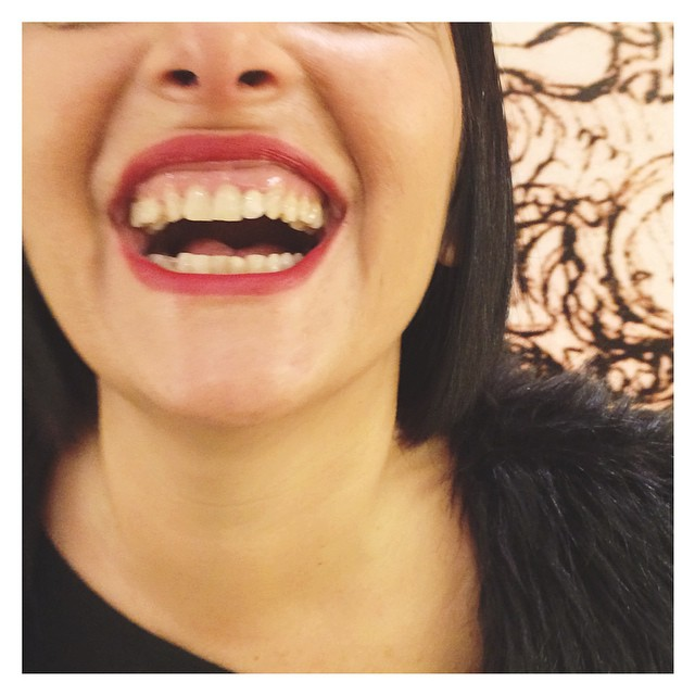 Ridi che ti passa ? it's #friday  grazie @eleonorwho per questo scatto improvviso ❤️ #instadaily  #frtends  #me  #happy  #smile
