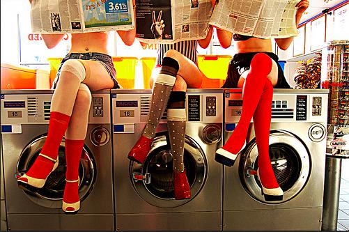 Smilingischic, la lavatrice mi dà tormento,