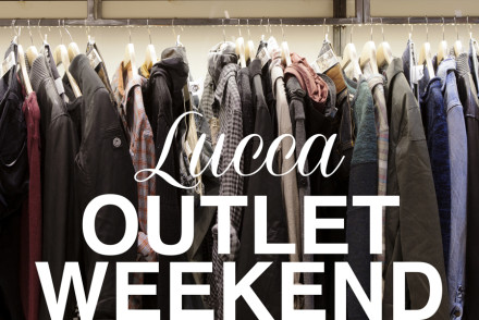 outlet weekend a lucca