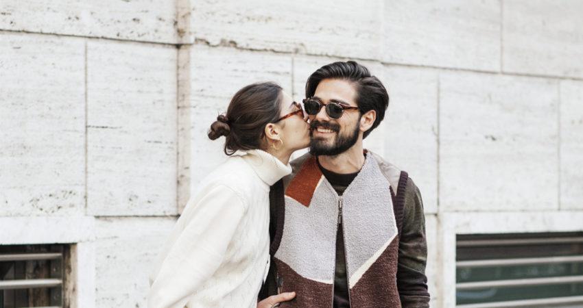 Kiss Me – Patricia Manfield e Giotto Calendoli