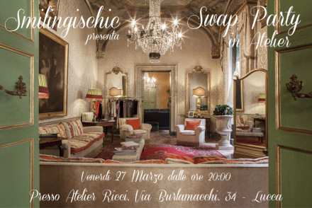 Swap Party in Atelier Atelier Ricci Lucca