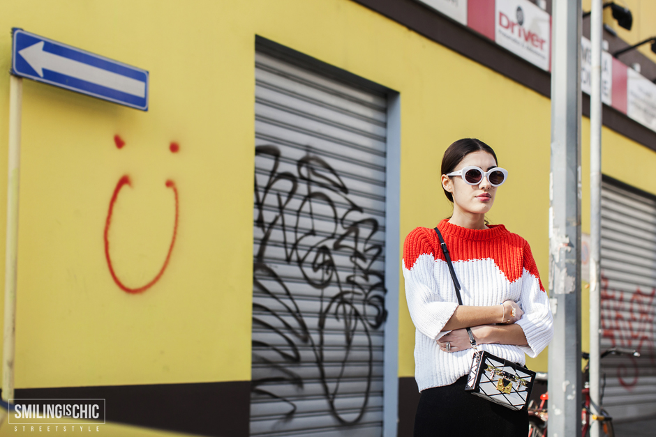 Street Style Fashion Week 2015 Patricia Manfield