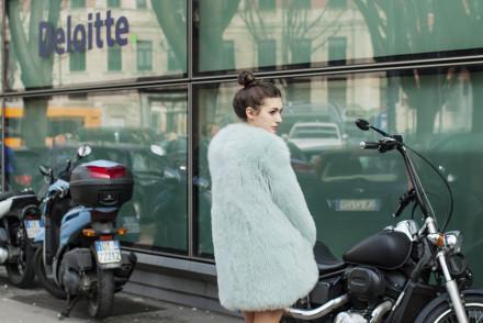 Street Style Milano Fashion Week 2015 Diletta Bonaiuti