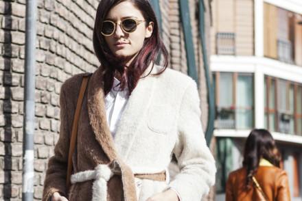 Street Style Milano Fashion Week 2015 Eleonora Carisi