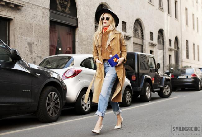 Street Style Milano Fashion Week 2015