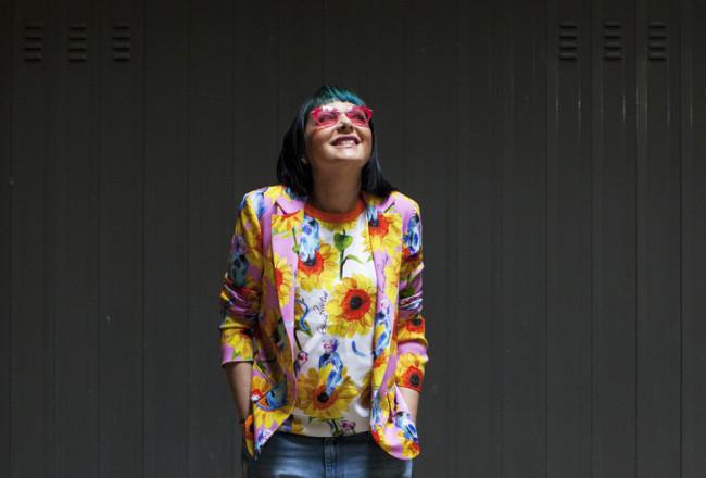 Non siamo dei fast food, Giulia Rositani, Sunglasses – Special Edition FELDER FELDER for Silhouette