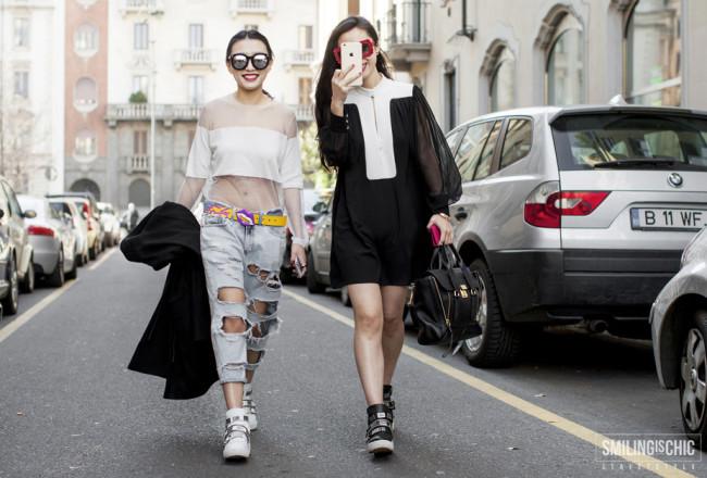 street style fashion week 2015