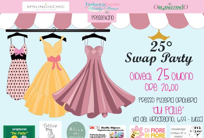 25° Swap Party a Lucca, Smilingischic, Sandra Bacci