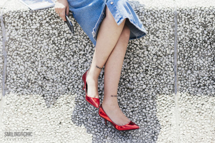 Pitti Uomo 88 - Red Shoes