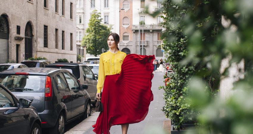 Street Style MFW: Entrée