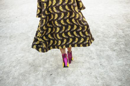 cappotto con le banane , Ultràchic
