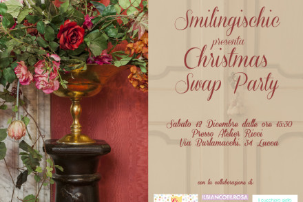 Christmas Swap Party, Atelier Ricci
