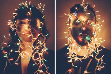 sandra bacci, giorgio leone merry christmas