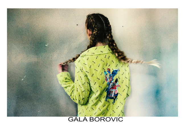 "GALA BOROVIC, Dizajn"" showcase"