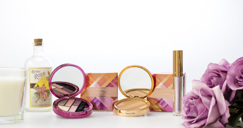Elizabeth Arden: Sunset Bronze Color Collection 2016