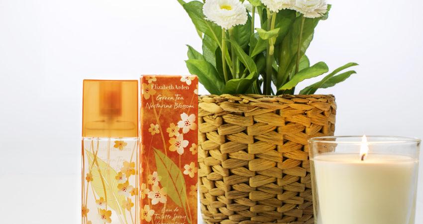 Green Tea Nectarine Blossom: il mio profumo per l'estate