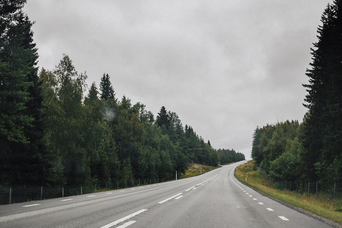 Svezia, direzione nord, road trip