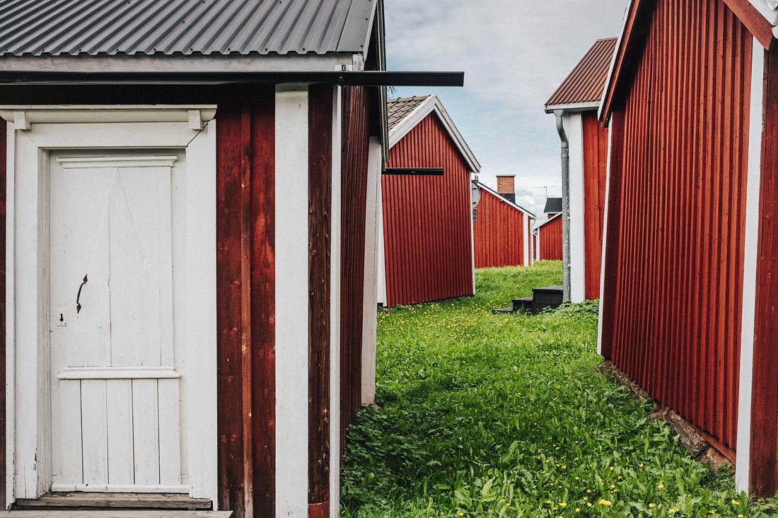 Gammelstad Churchtown, Smilingischic