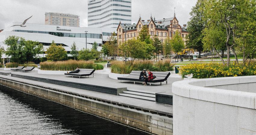 Umeå: c'è nessuno?