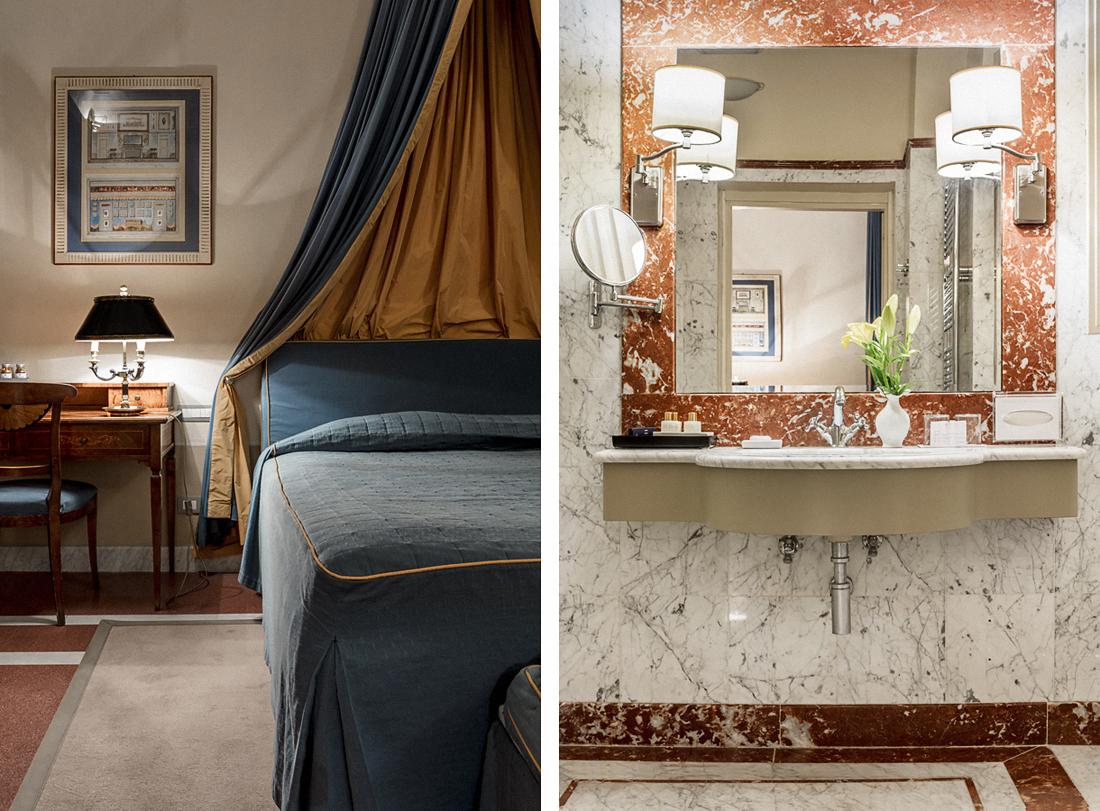 Bagni di Pisa Palace & Spa: dettagli suit