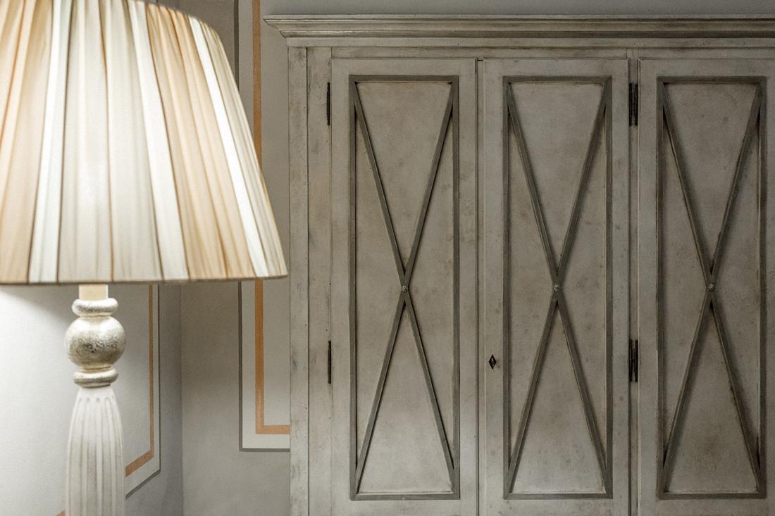 Bagni di Pisa Palace & Spa: dettagli camera suit , guardaroba