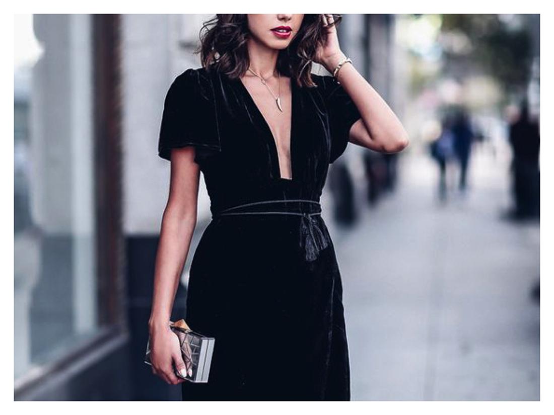 Tendenze: Come indossare il velluto