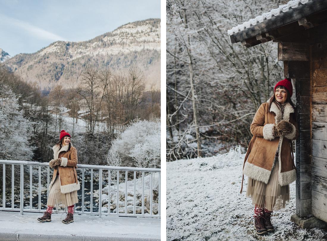 Shearling, Come vestirsi con stile quando fa molto freddo?, Sandra Bacci