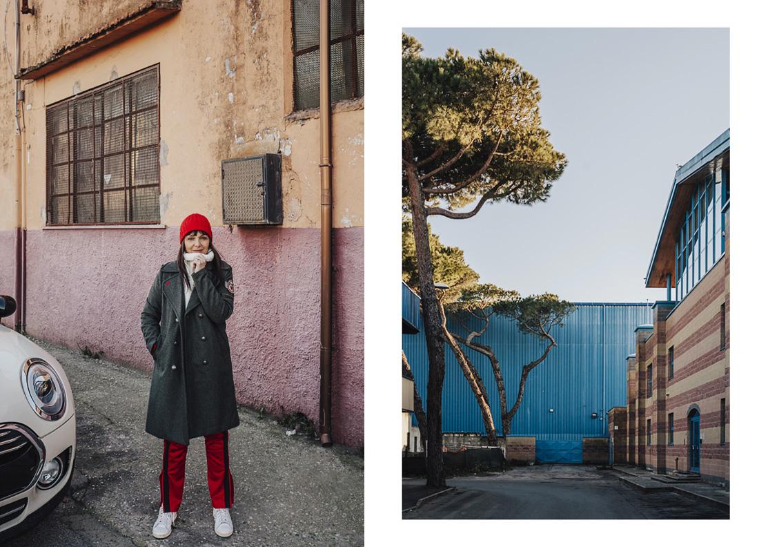 Look sportivo- Sandra Bacci- Darsena Viareggio