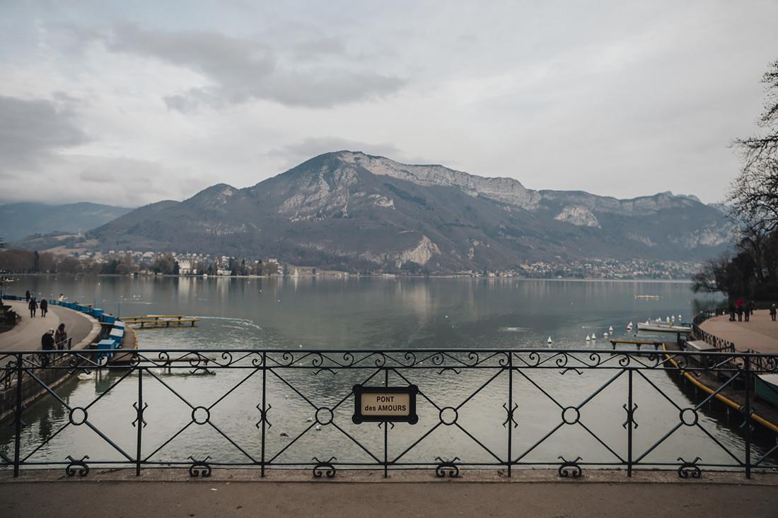 Annecy - scorci- lago di Annecy