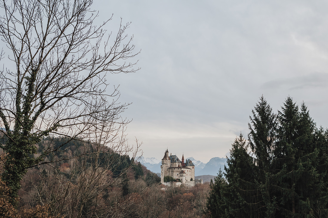 Annecy - scorci- castello