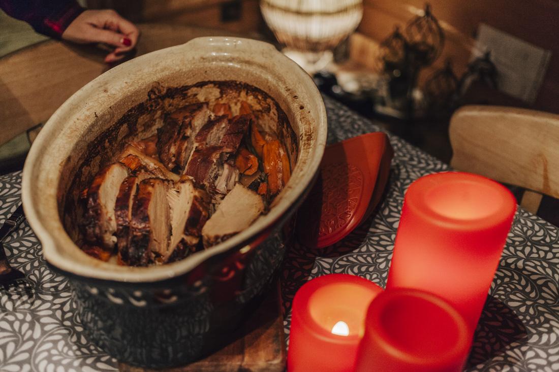 Chalet Grand Essert-alta Savoia-piatti tradizionali Alta Savoia