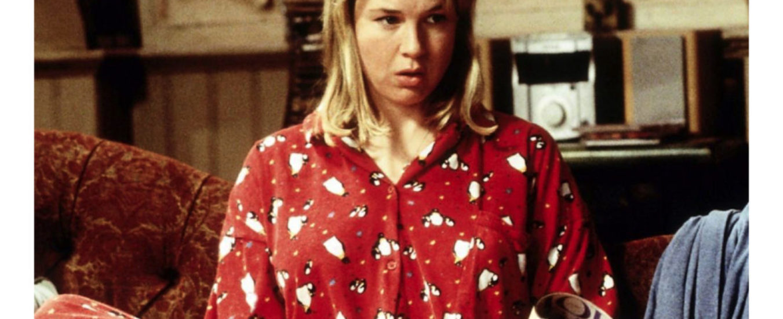 Come vestirsi in casa:la rivincita di Bridget Jones