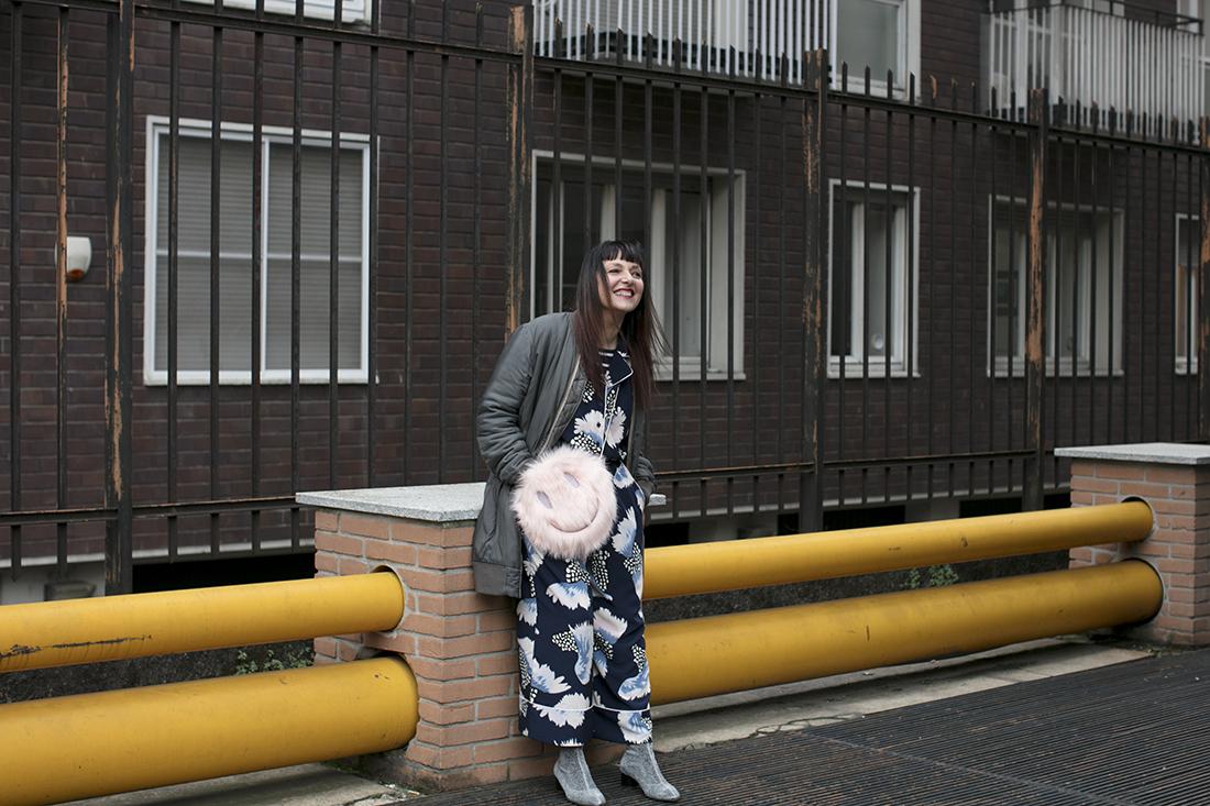 Tendenze primavera 2017-bomber-Sandra Bacci